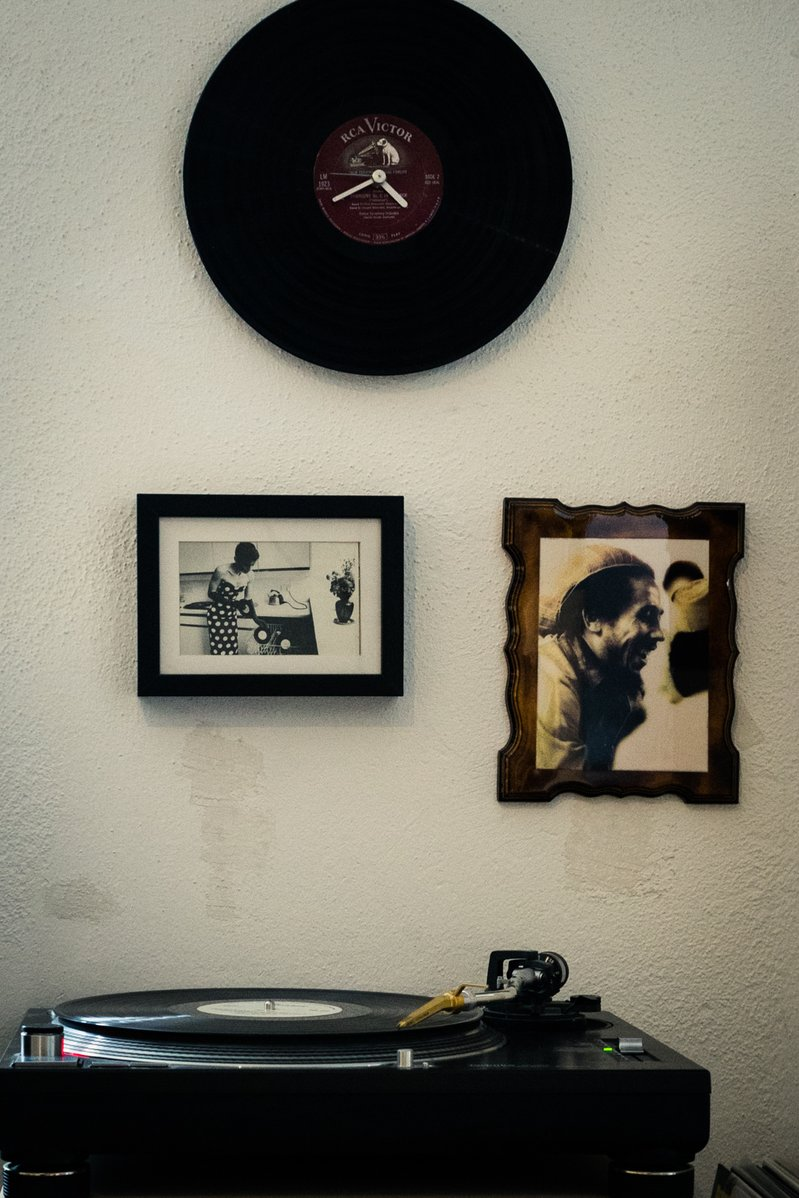Der Schallplattenladen München - Photographed by Fanning Tseng For Y!PE-32