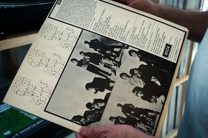 Der Schallplattenladen München - Photographed by Fanning Tseng For Y!PE-18