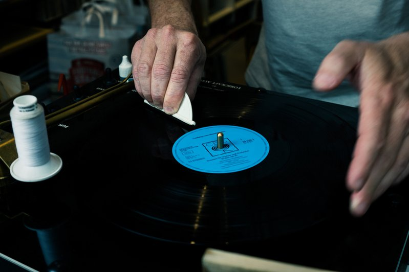 Der Schallplattenladen München - Photographed by Fanning Tseng For Y!PE-2
