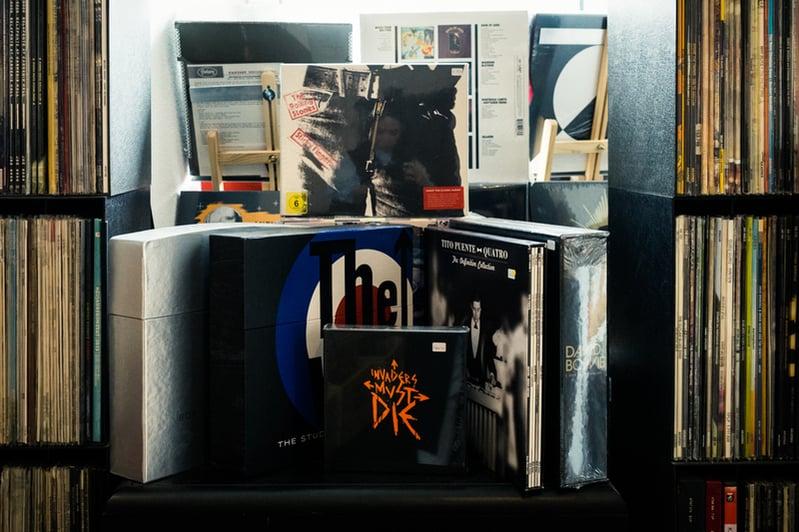 Der Schallplattenladen München - Photographed by Fanning Tseng For Y!PE-15
