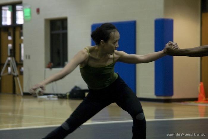 舞者與舞蹈家:許芳宜