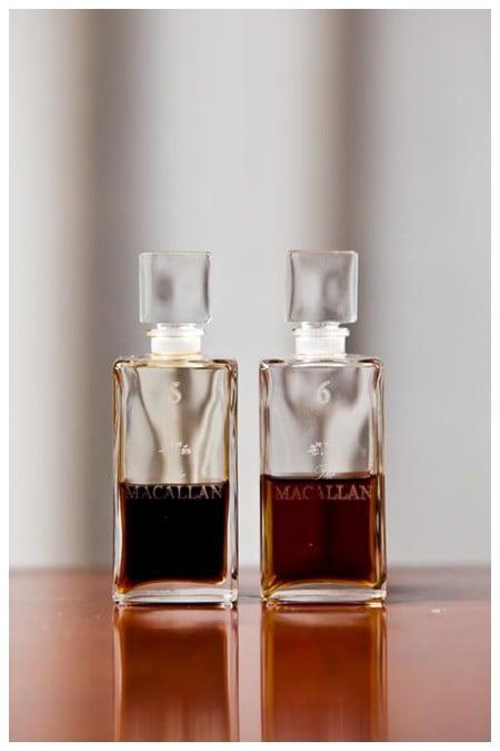 香水 酒 用聞的威士忌 Macallan and Roja Dove