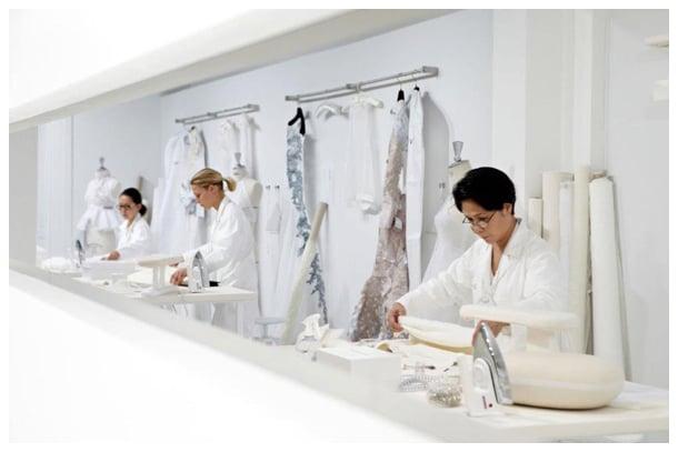 偷窺時尚精品Givenchy巴黎工作室 Paris High Fashion
