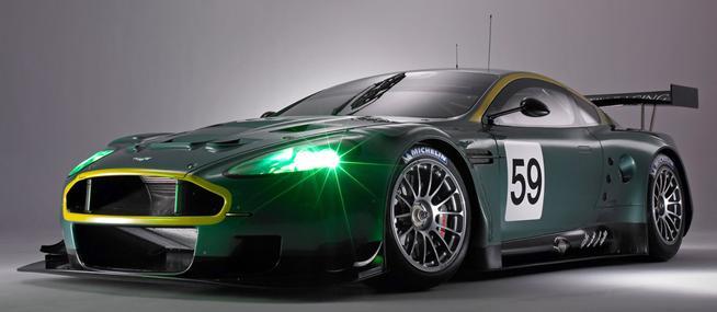 Nigel Gearsley / Aston Martin DBR9