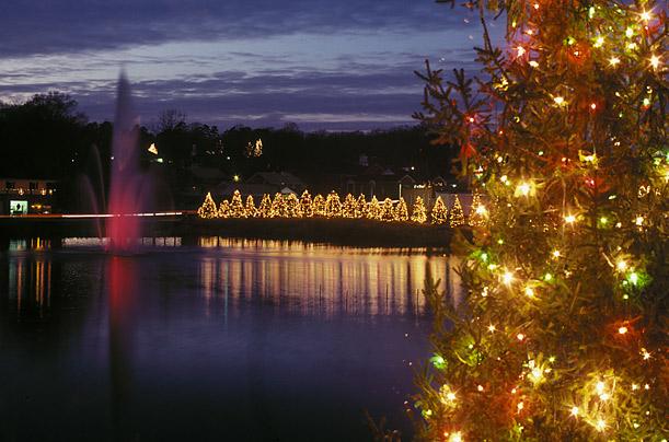 聖誕老人不會錯過的九座美國城市 Christmas Xmas