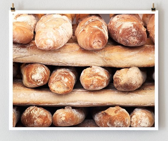 【飲食品賞】外脆心軟的法國麵包