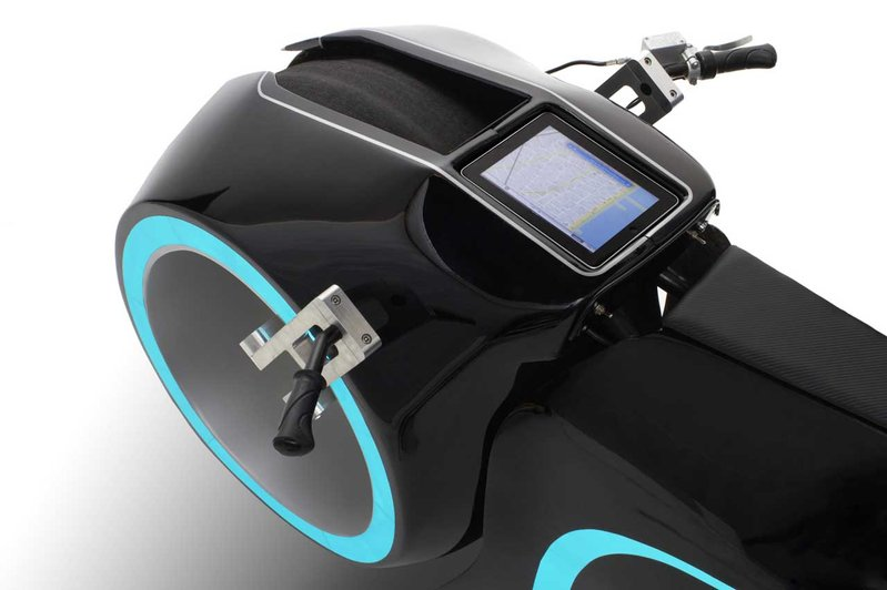 Tron Lightcycle Evolve Xenon 光輪機車 量產上市