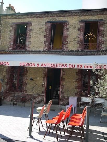 【琵雅諾在巴黎】古董跳蚤市場