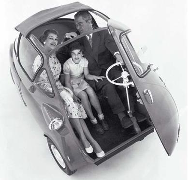 Guido BMW Isetta