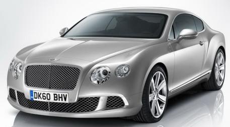Prince Wheeliam / Bentley Continental GT