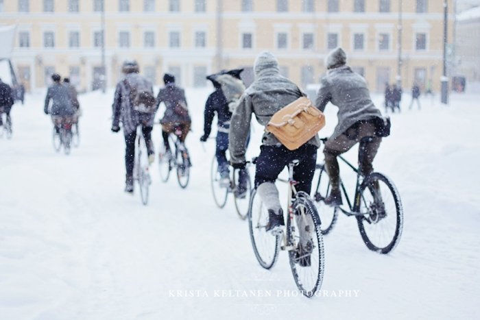 tweed run street style helsinki
