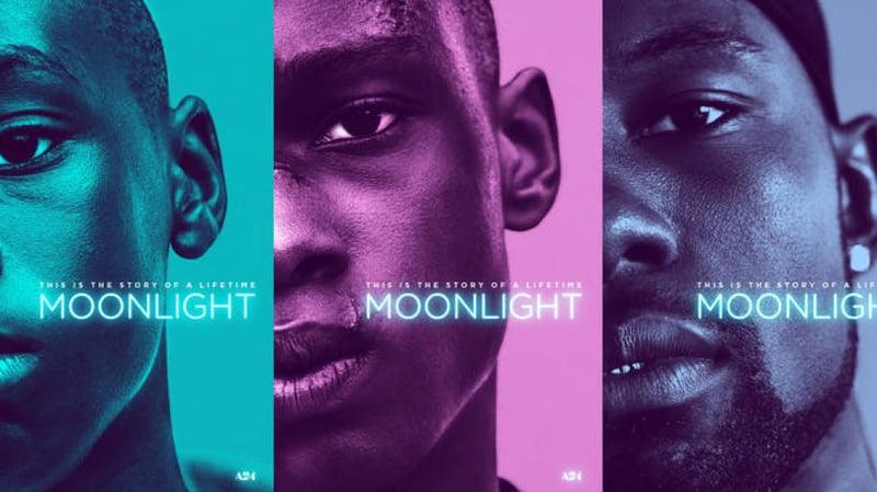 《月光男孩》海報