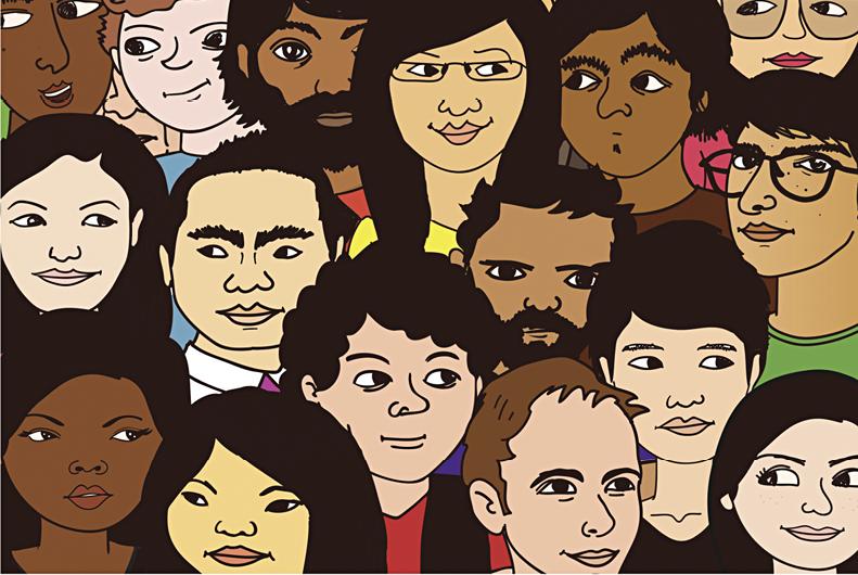Racical diversity
