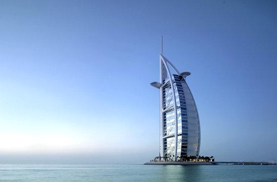 杜拜帆船酒店, 杜拜的照片