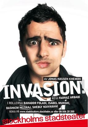 Invasion!劇照