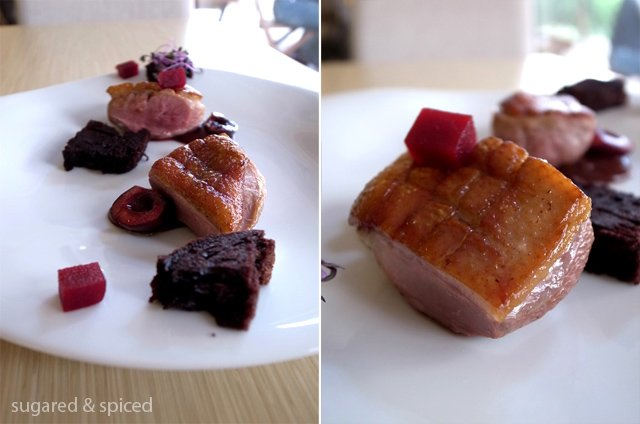【Cindy的美食品賞】台北 Season Cuisine Pâtissiartism(中英對照)