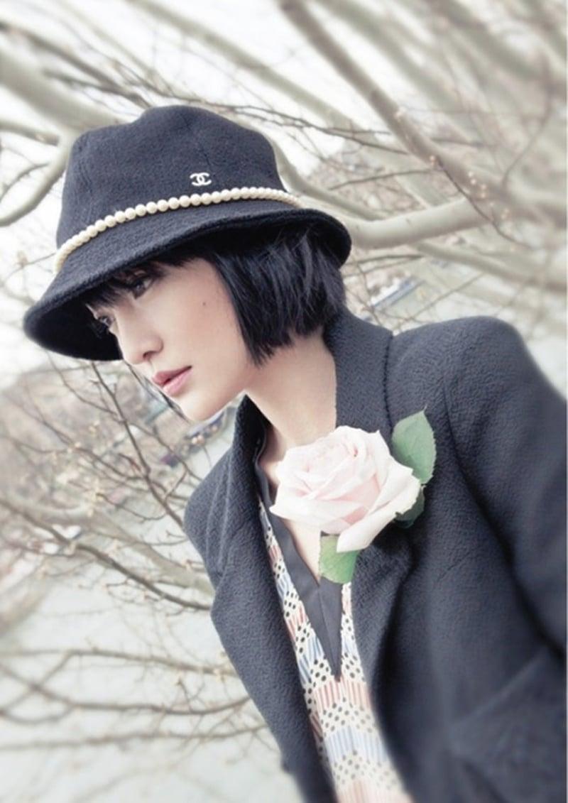 xun zhou street style