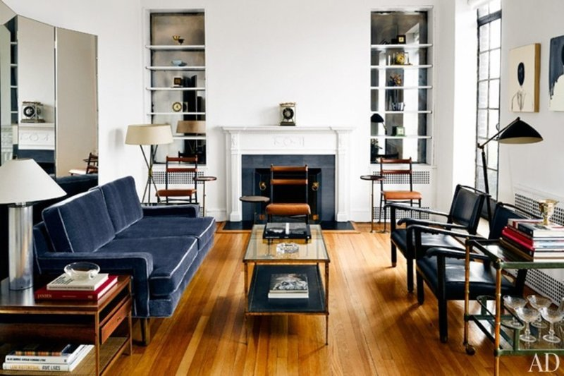 nyc fashion designer apartment