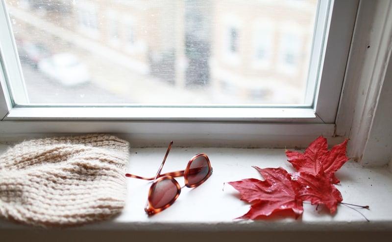 Fall Wardrobe Colors