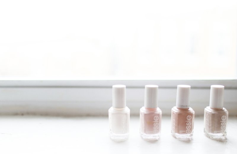Essie Nude Nail Polishes Review Review