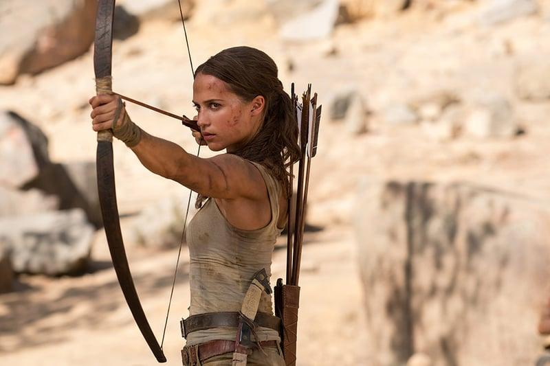 新版《古墓奇兵》蘿拉!Alicia Vikander 這樣做化身性感女冒險家-1