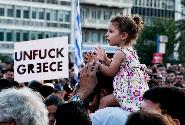 Yes To Grexit