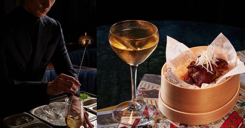 台北酒吧新地標!亞洲首間時髦「瓶裝雞尾酒」便利店《WAT》,配上台式辦桌菜超有味道-4