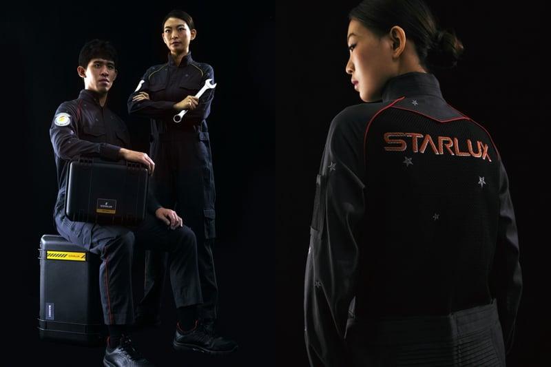 《星宇航空》不只制服走時尚星際風,連機上安全影片都媲美皮克斯動畫!-13