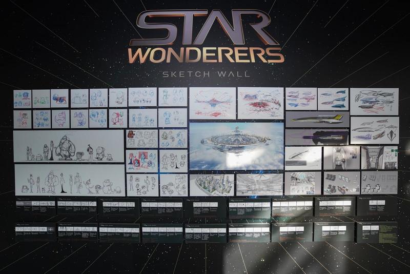《星宇航空》不只制服走時尚星際風,連機上安全影片都媲美皮克斯動畫!-16