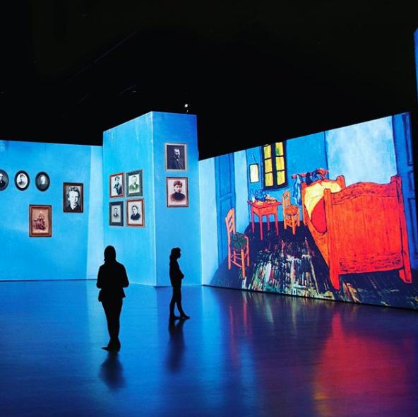 2020年最強展覽!《再見梵谷-光影體驗展》將登台,親自走進畫裡的魔幻世界-2