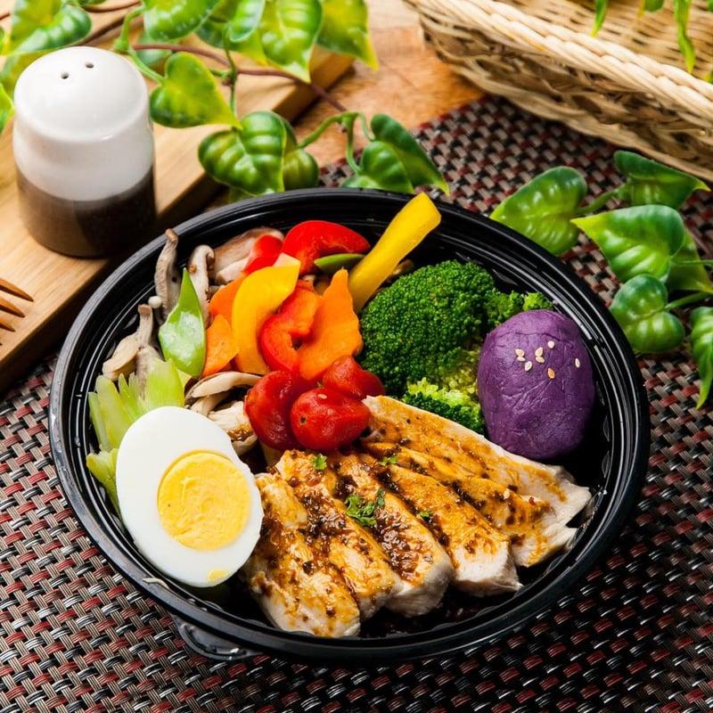 難道瘦身只能吃水煮餐?台北市6間質感系「低卡」外送餐盒,讓你減脂也能好好吃飯!-10