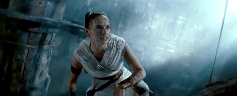 我愛我是我《星際大戰:天行者的崛起》女主角芮 Rey 劇照