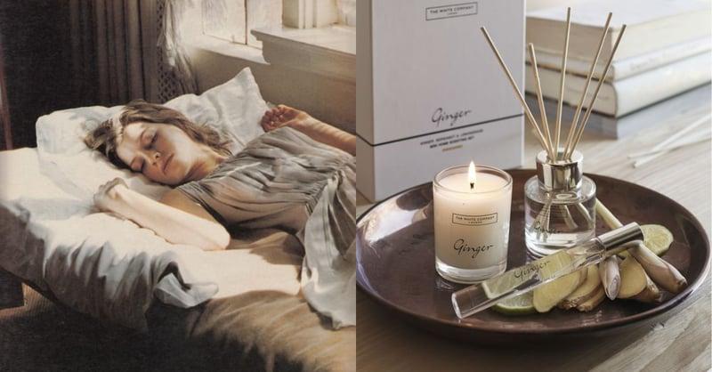香氛蠟燭、水氧機、擴香精油用錯時間竟會影響睡眠?亂用香氛可能造成反效果!-0