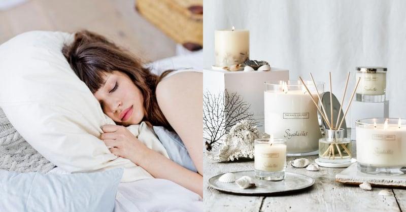 香氛蠟燭、水氧機、擴香精油用錯時間竟會影響睡眠?亂用香氛可能造成反效果!-2