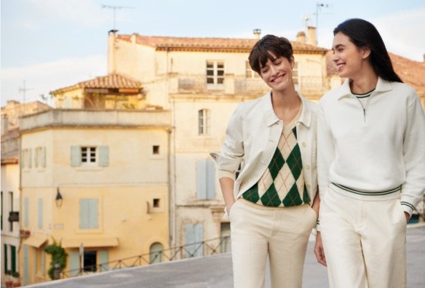 UNIQLO x 伊內絲法桑琪 INES DE LA FRESSANGE 2020 年春夏聯名系列