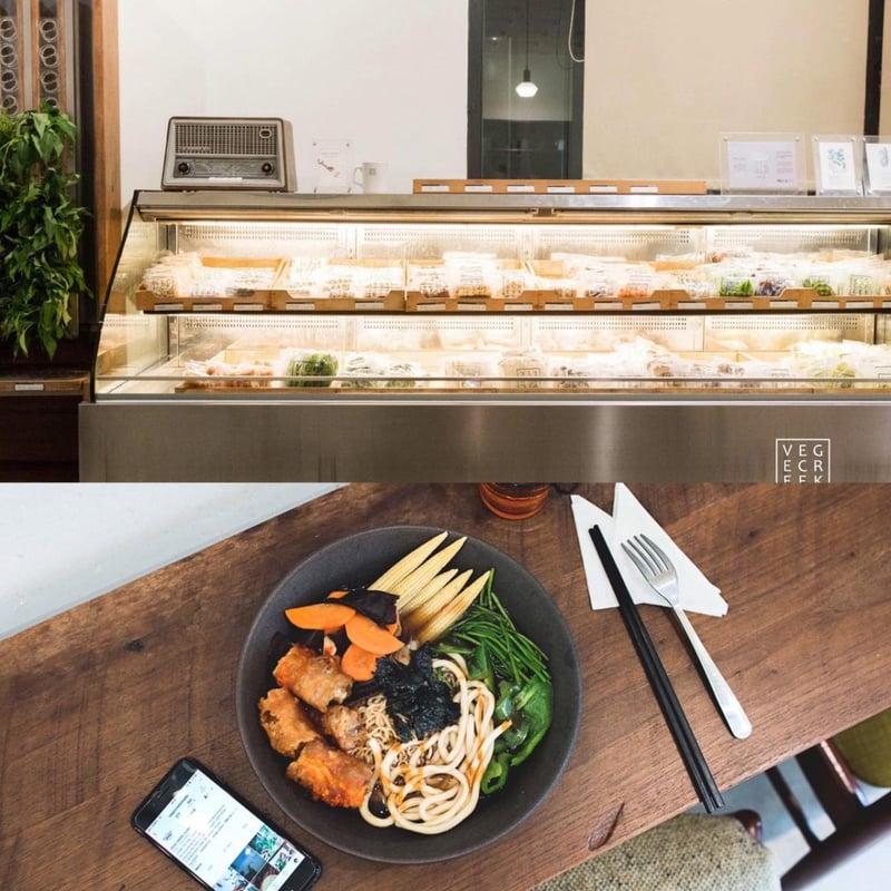 台北5間「蔬食餐廳」推薦!素食滷味、早午餐、蔬食漢堡、日式料理都超美味-1
