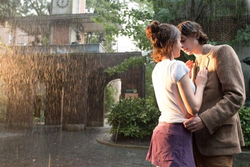 《雨天.紐約》劇照