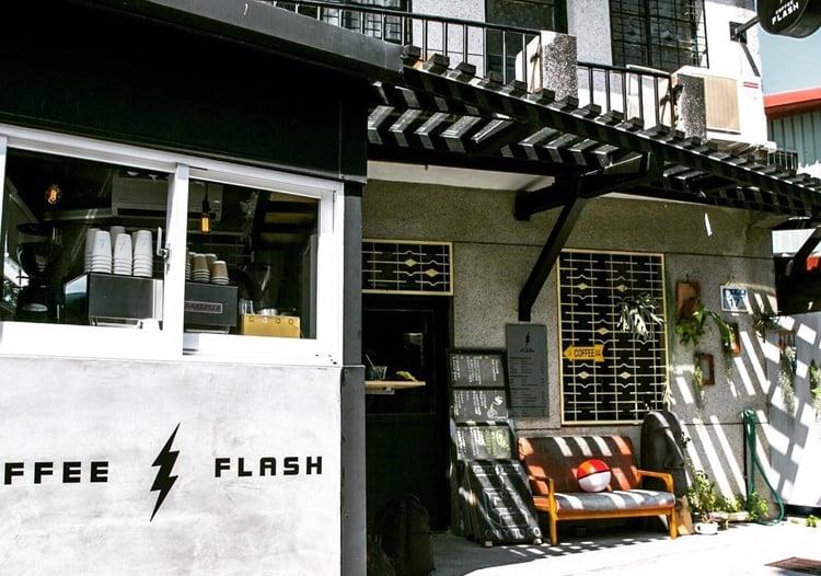 花蓮6間質感咖啡廳推薦!柴犬陪你喝咖啡、老屋懷舊風、純白文青風一次搜羅-2