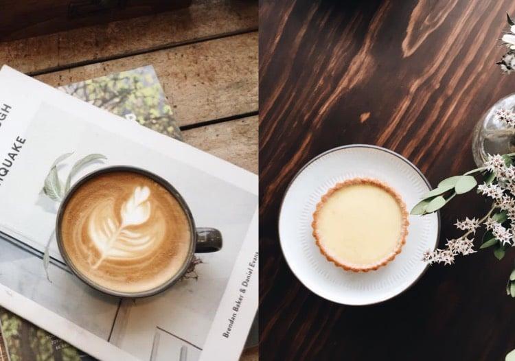 花蓮6間質感咖啡廳推薦!柴犬陪你喝咖啡、老屋懷舊風、純白文青風一次搜羅-5