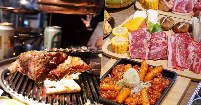 韓國烤肉怎麼吃才划算!盤點5家高CP韓式燒烤,讓你吃的飽又花得少-0