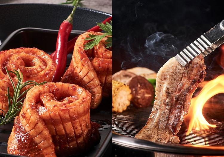 韓國烤肉怎麼吃才划算!盤點5家高CP韓式燒烤,讓你吃的飽又花得少-2