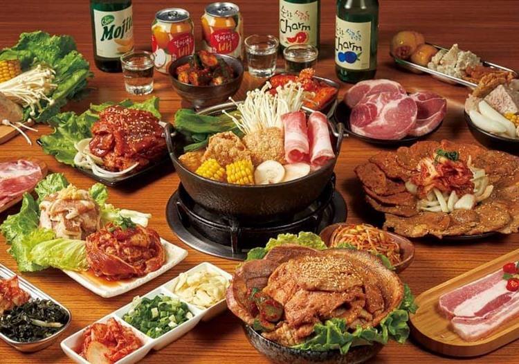 韓國烤肉怎麼吃才划算!盤點5家高CP韓式燒烤,讓你吃的飽又花得少-5