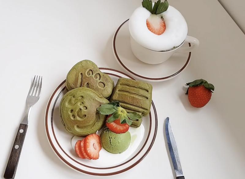 不出門也能彷彿置身咖啡廳!這3個韓國IG教你如何在家成為餐桌美學王-1