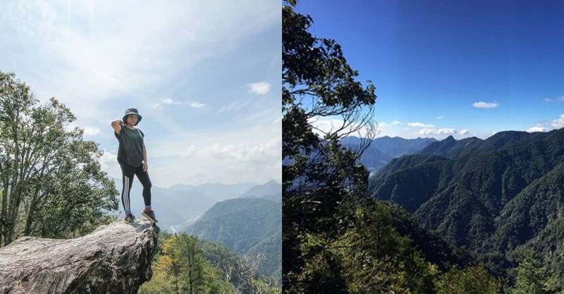 台中谷關放鬆景點推薦!除了溫泉還有這些秘境可踩點,夢幻山景、絕美瀑布超想去-1