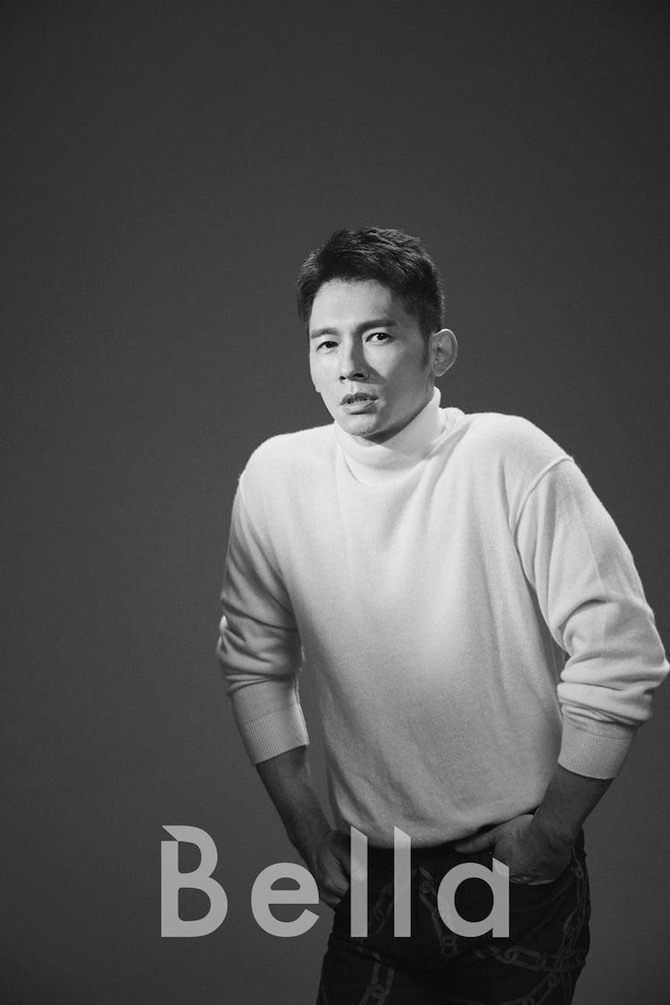 專訪|演員就跟上班一樣,溫昇豪「我選了比較適合的方式過日子,我從不後悔選擇當一名演員。」-1