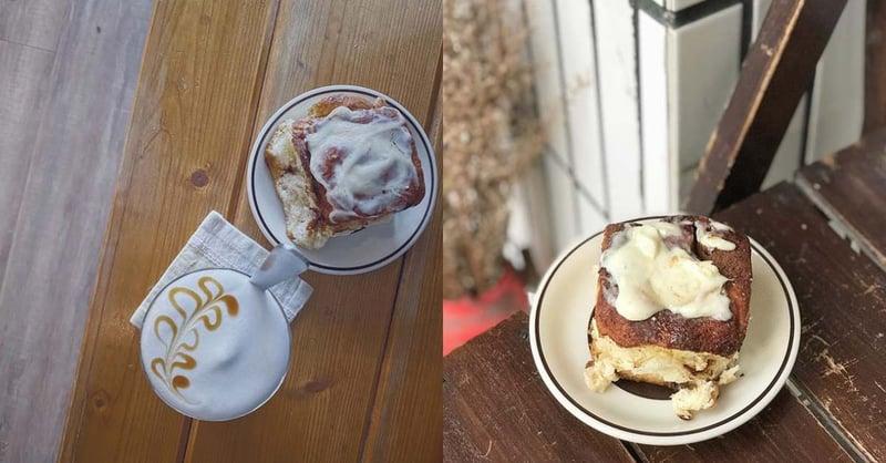 台北甜點推薦!5家甜食控看到會爆衝「肉桂捲天堂」推薦,要我不吃它不如讓我餓肚子!-4