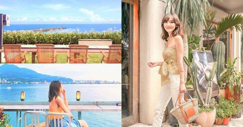 密閉空間不敢去?台北10家「戶外景觀咖啡廳」!海景、山景、夜景想要什麼通通有-0