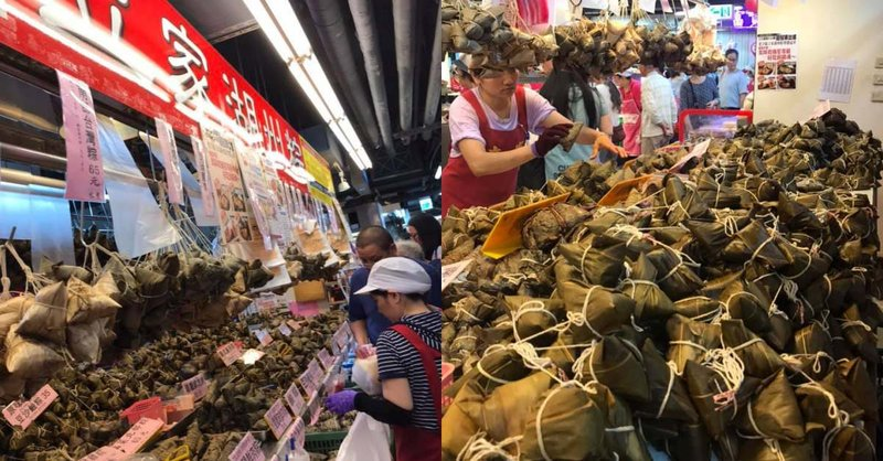 【名粽巡禮】南門市場最紅「立家湖州粽」30種口味樣樣經典,號稱全台第一名不是叫假的!-0