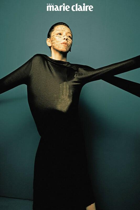 高領針織洋裝,Polo Ralph Lauren。