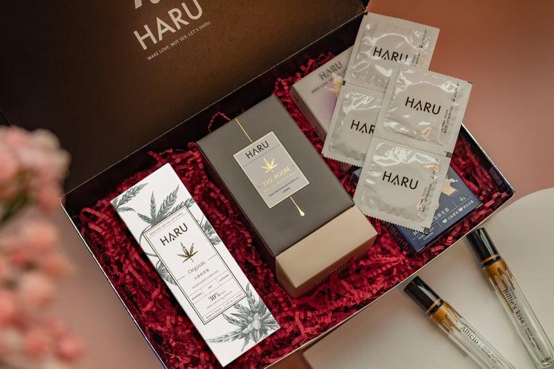 HARU 聖誕禮盒 女人迷